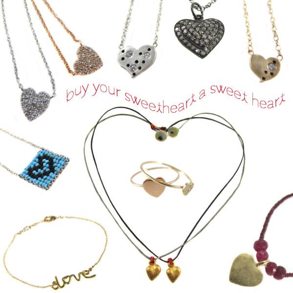 NSA heart necklaces copy